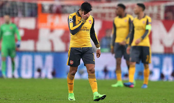 Alexis Sanchez at Arsenal