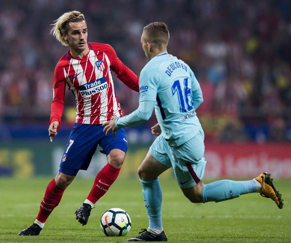 Barcelona transfer news: Antoine Griezmann to make shock ...