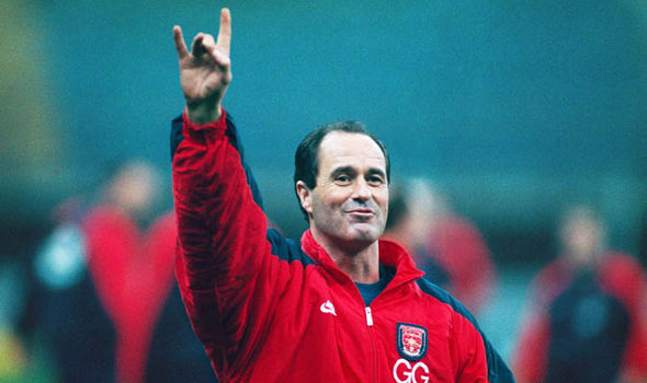 George Graham Arsenal