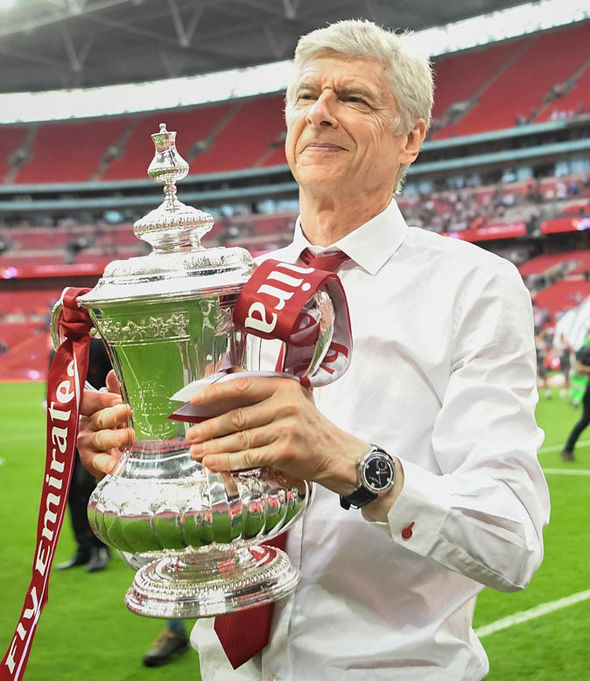 Arsene Wenger has won the FA Cup more times than any manager in history