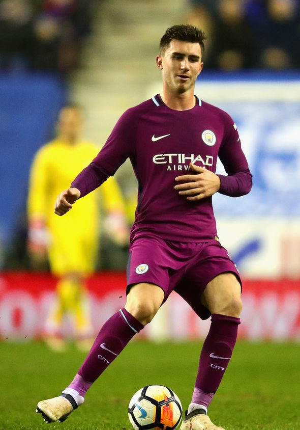 Aymeric laporte 3 1 4 1 2 date of birth/age: Man City star Aymeric Laporte reveals why he joined Pep ...