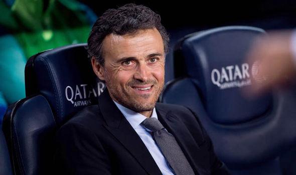 Luis Enrique Barcelona Chelsea
