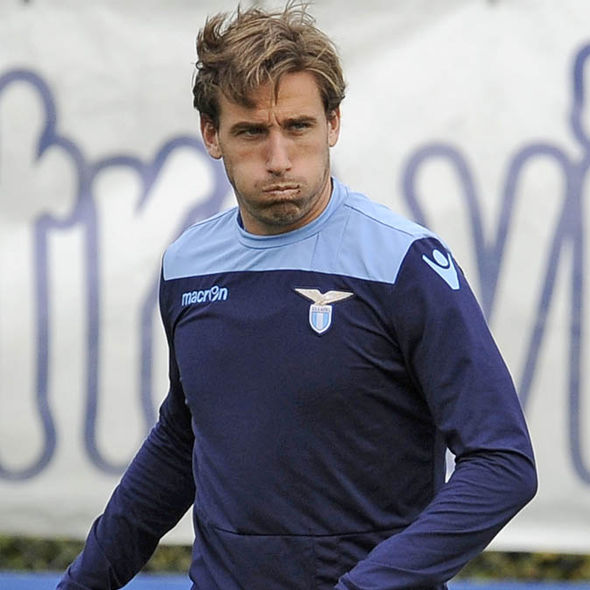 Biglia has just 12 months left on his contract