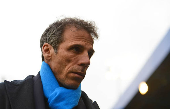 Zola resigns from Birmingham job