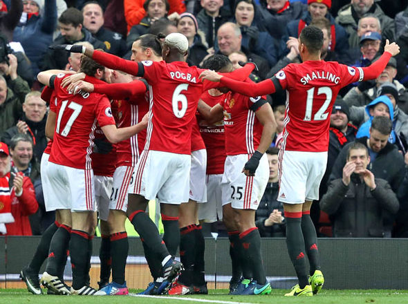 Blackburn face Manchester United in the FA Cup fifth round tomorrow