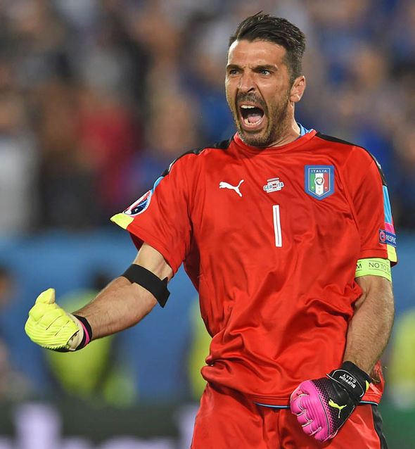 Buffon insists nobody remembers the runners-up of a final