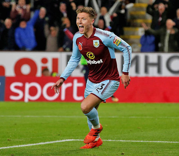 Burnley vs Newcastle match report Hendrick