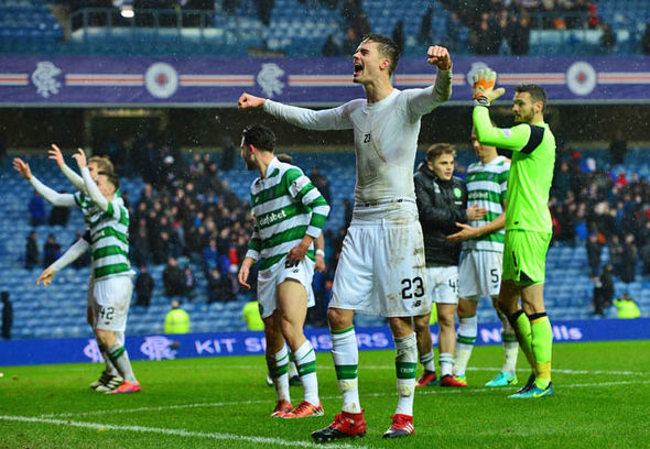 Celtic are still on course for the treble