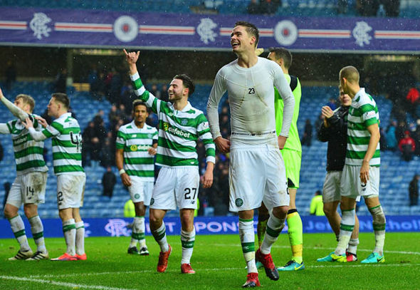 Celtic can win the title with a win this weekend