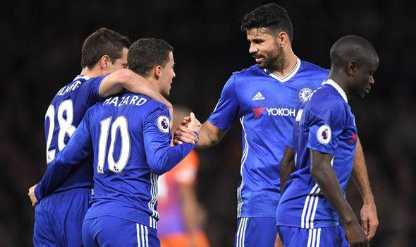 Chelsea 2-1 Manchester City