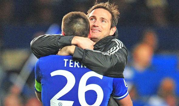 Chelsea Frank Lampard John Terry