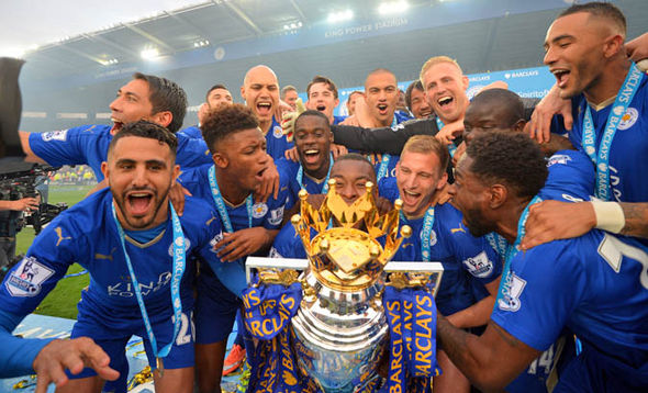 Chelsea got almost £58million more than Leicester did last year