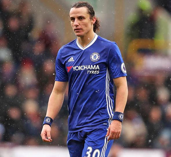 David Luiz at Chelsea