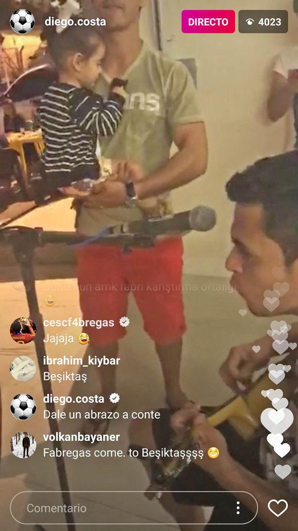 Diego Costa Instagram