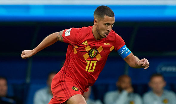 Chelsea transfer news: Eden Hazard is keen to quit