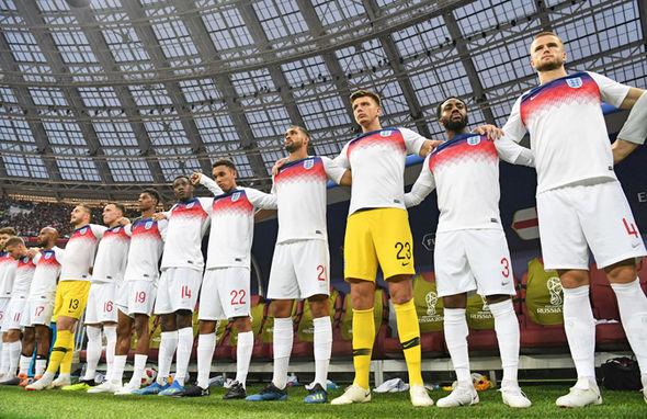 England World Cup