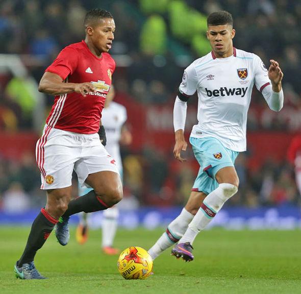 Fletcher at West Ham