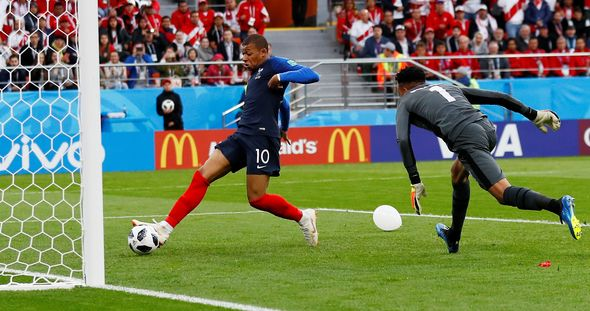 France vs Peru: Live World Cup score, goals and updates as Antoine Griezmann starts  World Cup result: France 1-0 Peru; Kylian Mbappe scores as Les Bleus reach knockout stages | Football | Sport France vs Peru Live World Cup score goals and updates as Antoine Griezmann starts 1390430
