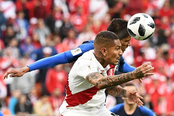 France vs Peru: Live World Cup score, goals and updates as Antoine Griezmann starts  World Cup result: France 1-0 Peru; Kylian Mbappe scores as Les Bleus reach knockout stages | Football | Sport France vs Peru Live World Cup score goals and updates as Antoine Griezmann starts 1390455