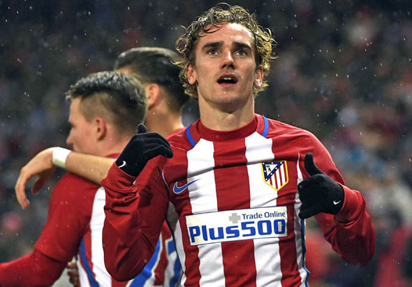 Griezmann at Atletico Madrid