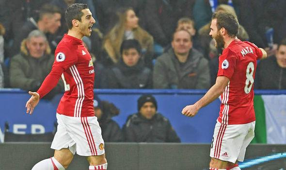 Manchester United Henrikh Mkhitaryan