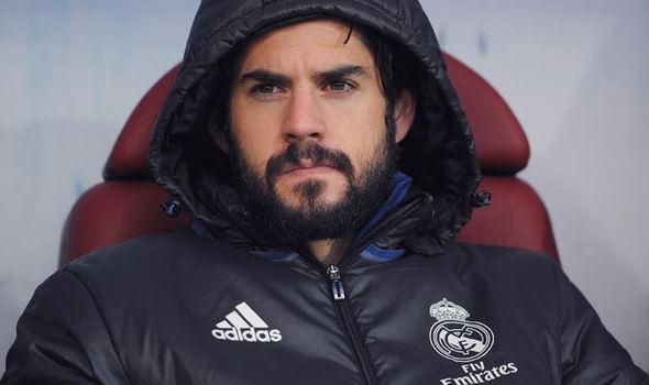 Isco Real Madrid Barcelona