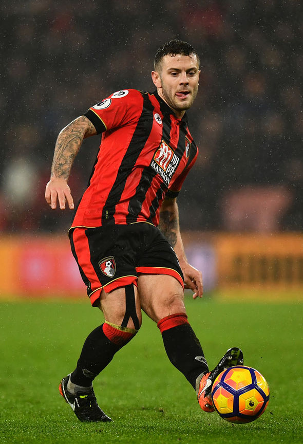 4 menit lalu · berita. Jack Wilshere opens up on his future as faces snubs from ...