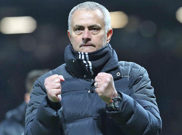 Jose Mourinho Manchester United