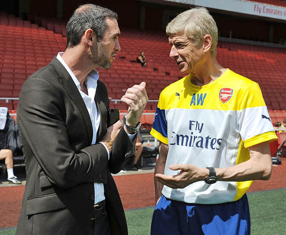 Keown insisted Wenger still has a job to do with Arsenal