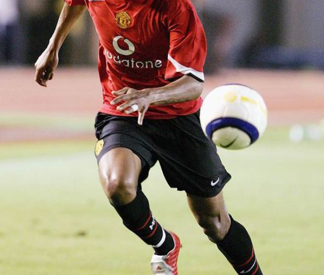 Kleberson Only Lasted Two Seasons In The Premier League