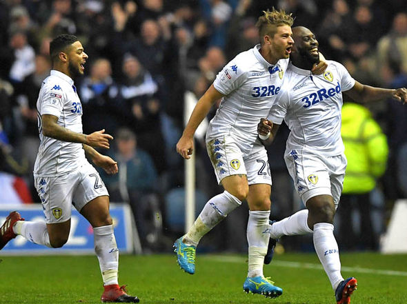 Leeds are currently fourth in the Championship