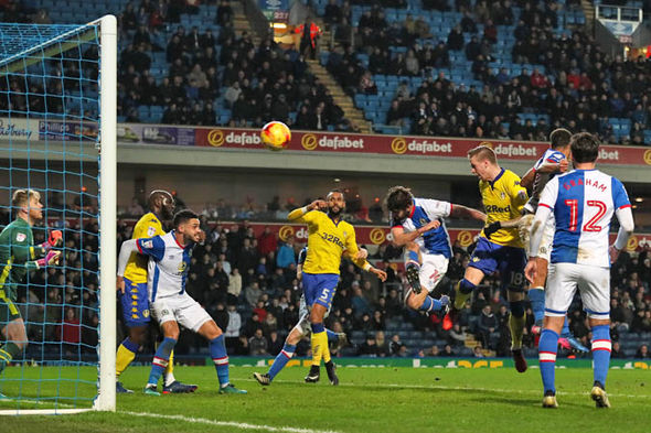 Leeds beat Blackburn