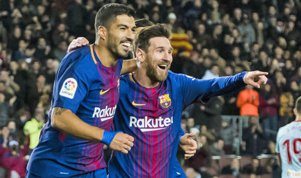 Lionel Messi and Luis Suarez want Andre Gomes to be sold