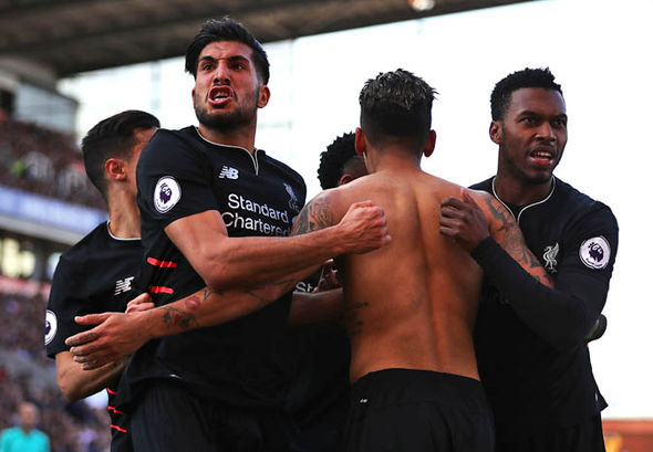 Liverpool are on course to finish in the top four for just the second time in seven years