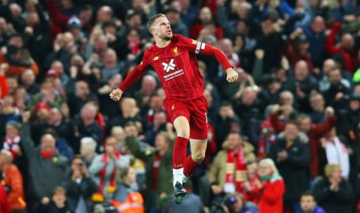 Liverpool 2-1 Tottenham: Mohamed Salah penalty helps Reds ...