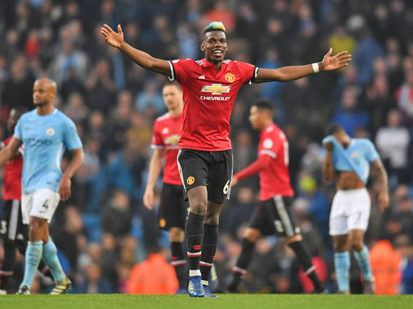 Man Utd transfer news City Paul Pogba