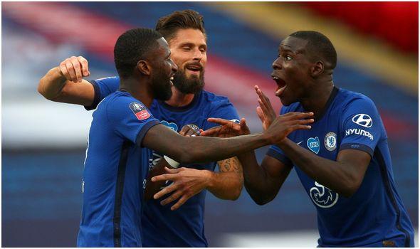 Man Utd vs Chelsea LIVE: FA Cup semi-final score and latest updates