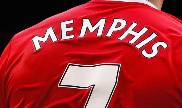 Manchester United Antoine Griezmann
