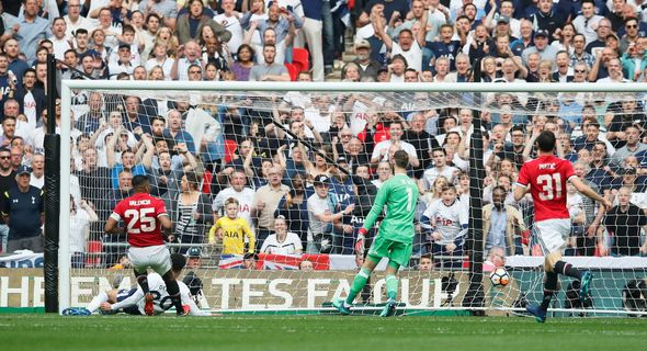 Manchester United vs Tottenham: FA Cup semi-final updates from Wembley  Man Utd vs Tottenham LIVE updates: Latest FA Cup semi-final score and news from Wembley   Football   Sport Manchester United vs Tottenham FA Cup semi final updates from Wembley 1315653