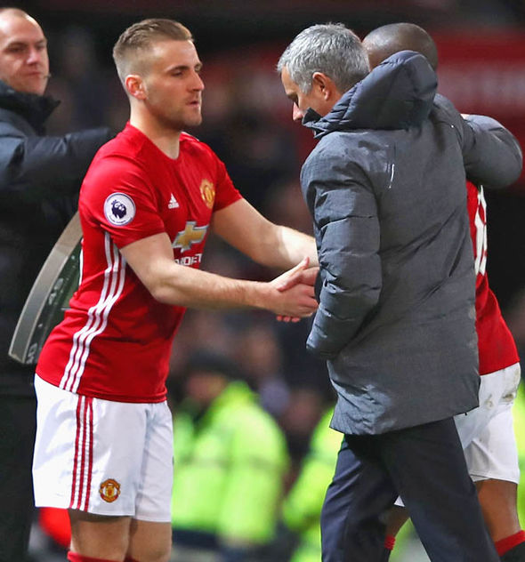 Mourinho has not held back in criticising Shaw publicly this week