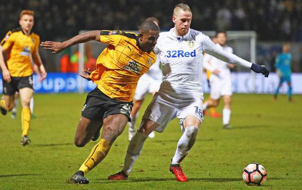 Pontus Jansson Leeds United