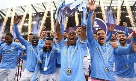 Premier League done deals: Manchester City won