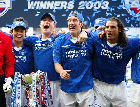 Rangers hero Fernando Ricksen passes away aged 43 after battle with motor neurone disease