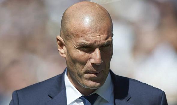 Zinedine Zidane Paul Pogba Manchester United