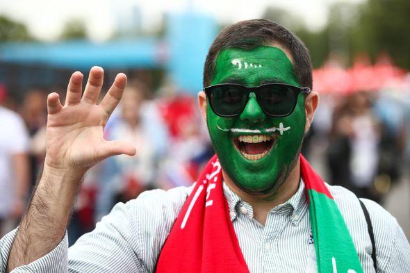 Russia vs Saudi Arabia: Live World Cup score, goals and updates