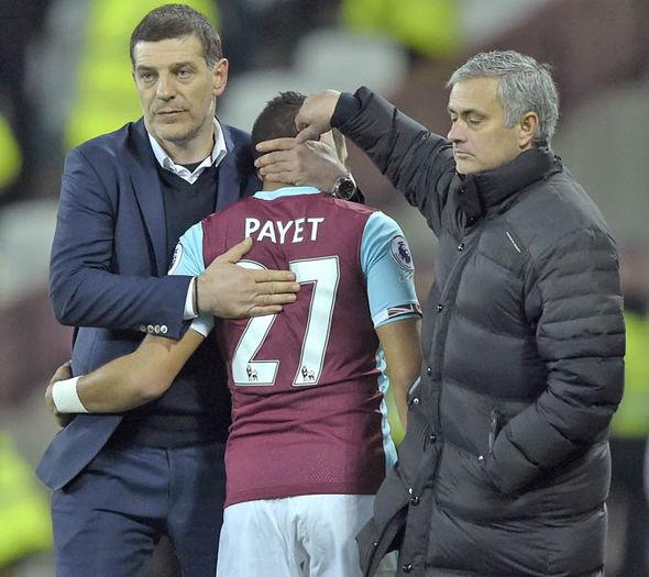 Slaven Bilic West Ham Dimitri Payet