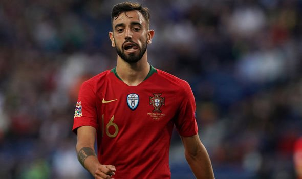 Sporting Lisbon are prepared to offer Bruno Fernandes a hefty salary increase