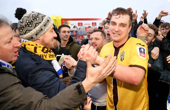 Sutton fans will no doubt pack out Ganders Green Lane in the FA Cup fifth round tie