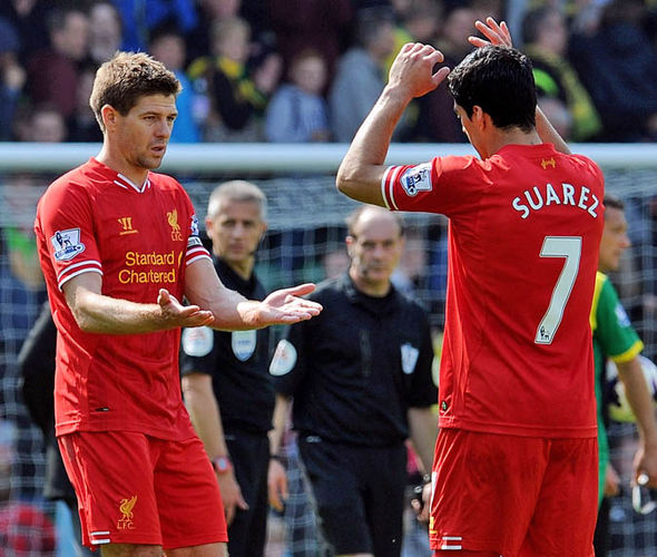 The duo came agonisingly close in 2014 but fell short in Suarez's last year at Liverpool