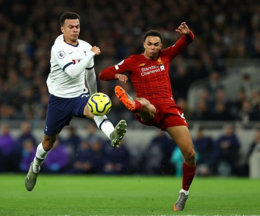 Tottenham 0-1 Liverpool: Firmino on target as Reds move 16 ...